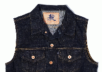 IN-V01 INDI DENIM VEST